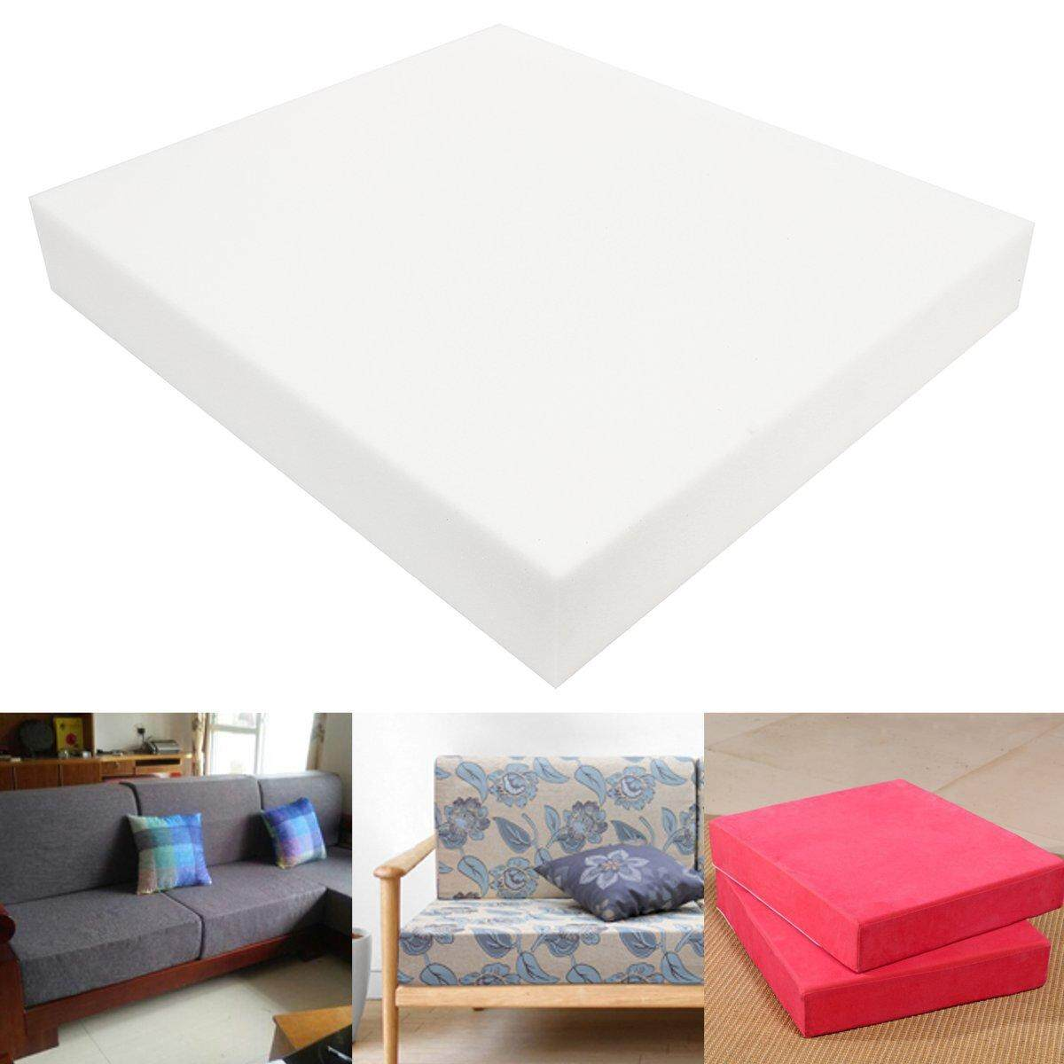 Square Foam Sheet Upholstery Cushion Replacement - Free Shipping  5cm By Glimmer.