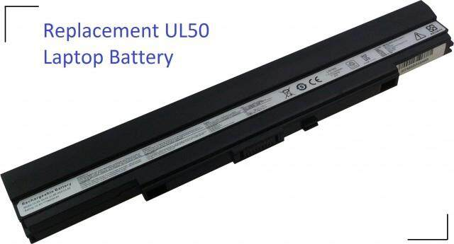 Replacement Asus UL80V Laptop Battery Malaysia