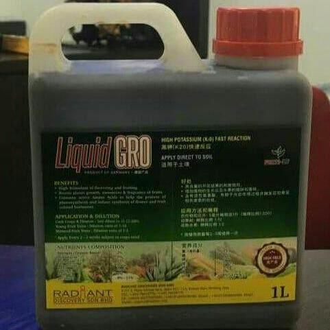 LIQUID GRO FERTI-LF (1L)