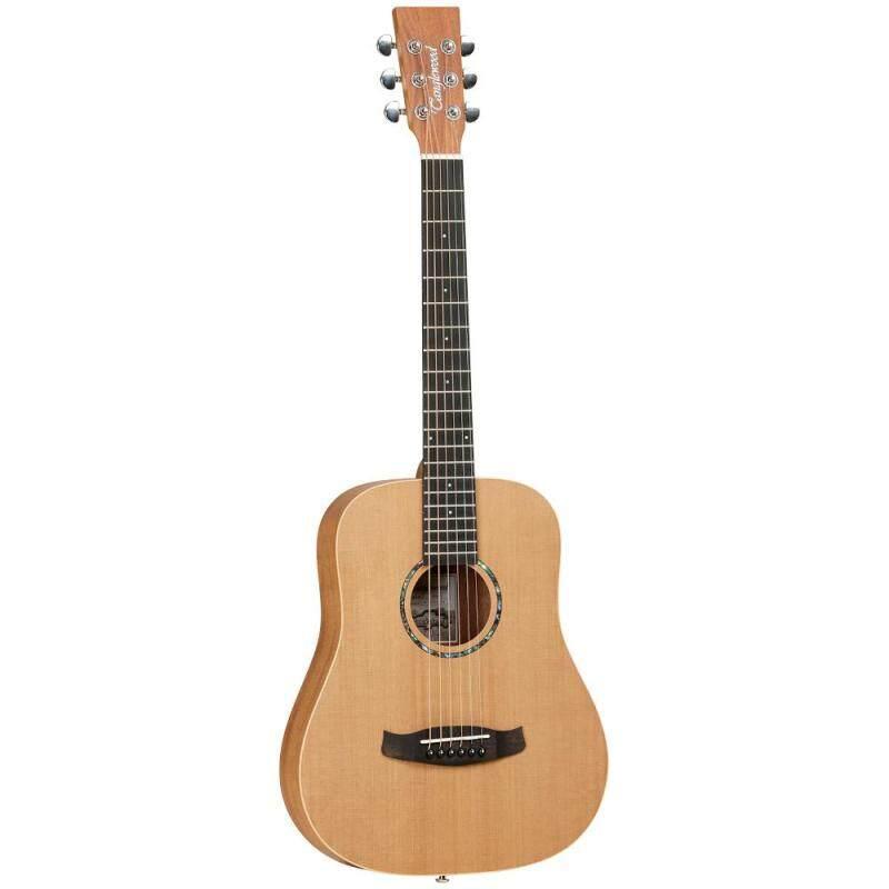 Tanglewood Acoustic Guitar TWR2 T, Travel Size Guitar, Cedar Top Malaysia