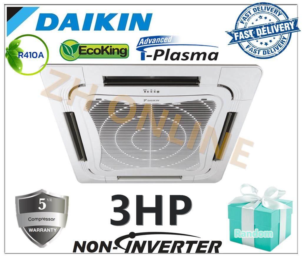 Daikin 3hp Skyair Ceiling Cassette Fcn F Series Fcn30f Rn30c Panel Bcfg1 R410a