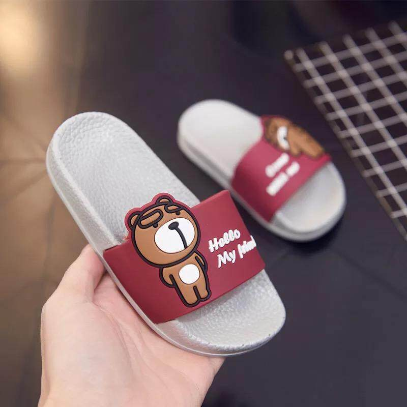 New Design Kids Anti-Slip Indoor Outdoor Home Slippers For Girls By Dream Catcher Online Store.