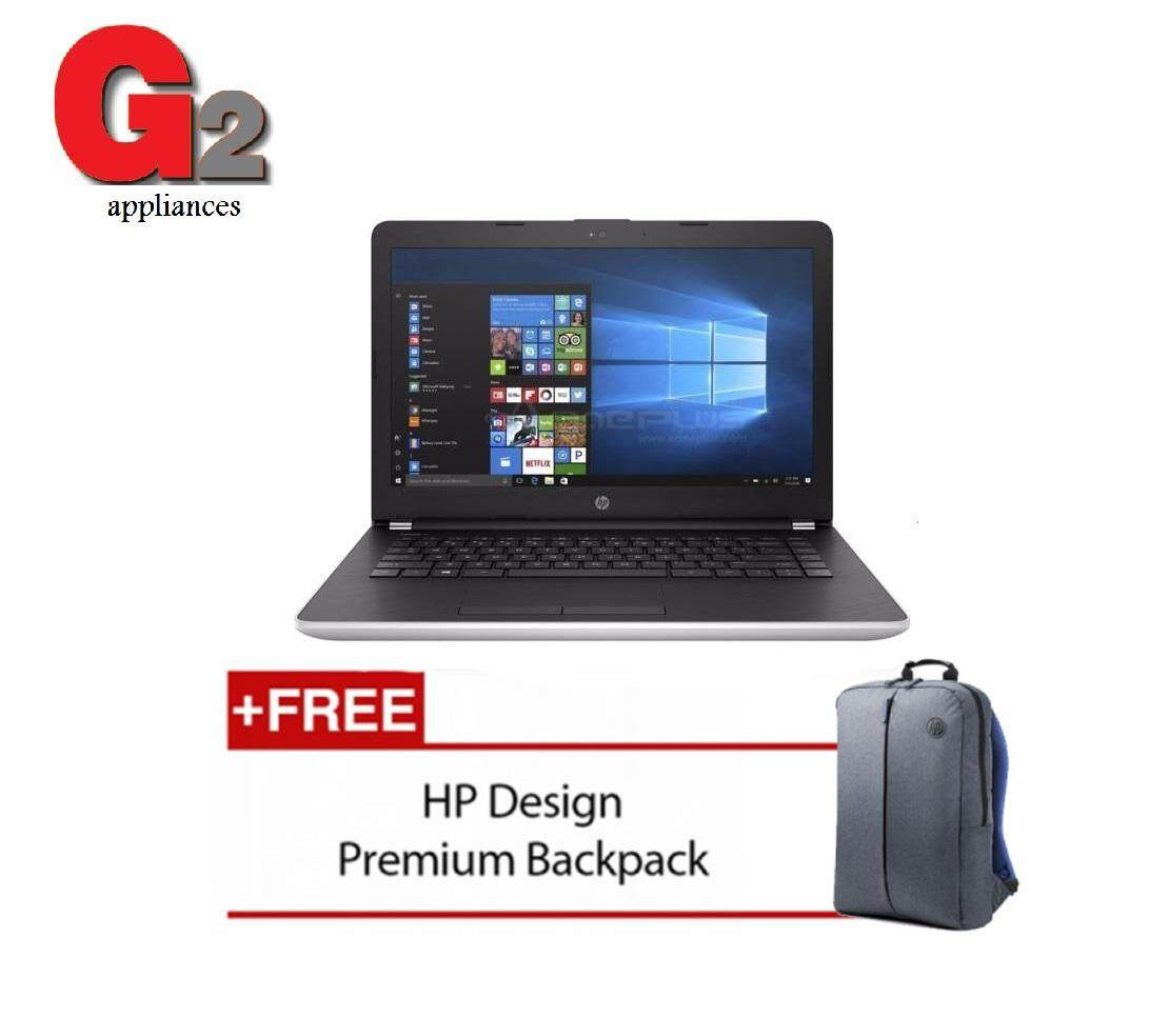 HP Notebook 14-bs538TU(Intel Celeron N3060 500GB 4GB Intel® HD)(Black/ Silver) [FREE] HP Backpack Malaysia