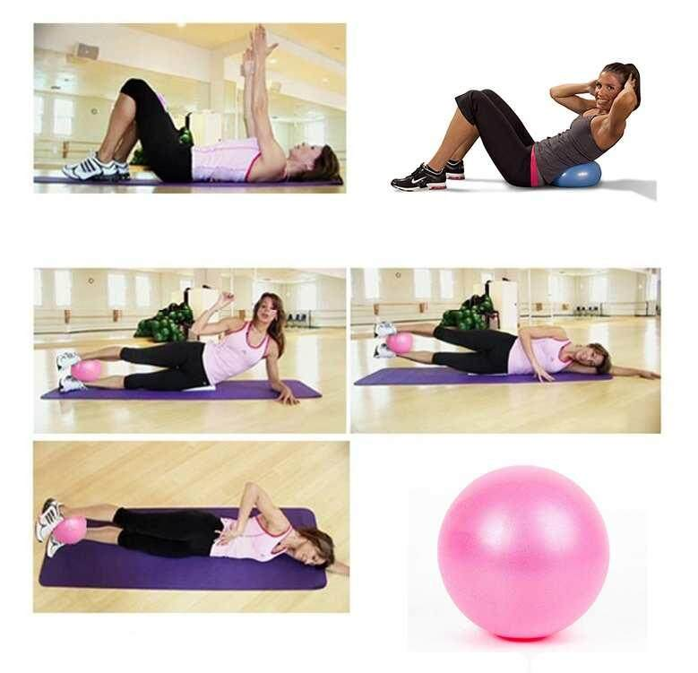 Fitness Balls Sports & Entertainment 2pcs Peanut Massage Ball Relax Muscle Fitness Exercise Ball Spiky Trigger Point Relief Muscle Leg Pain Stress Pilates Handballs