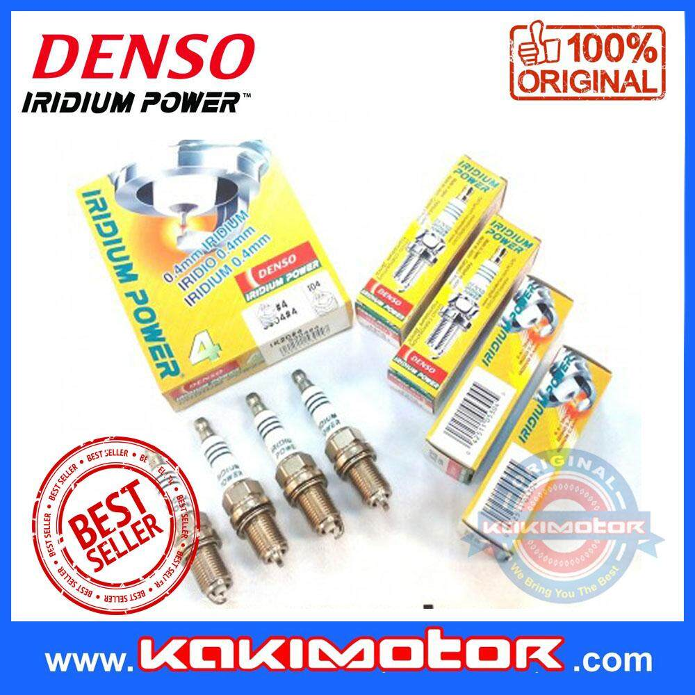 Denso Products For The Best Prices In Malaysia Kondensor Toyota Agya Iridium Power Spark Plug Ik24 4pcs