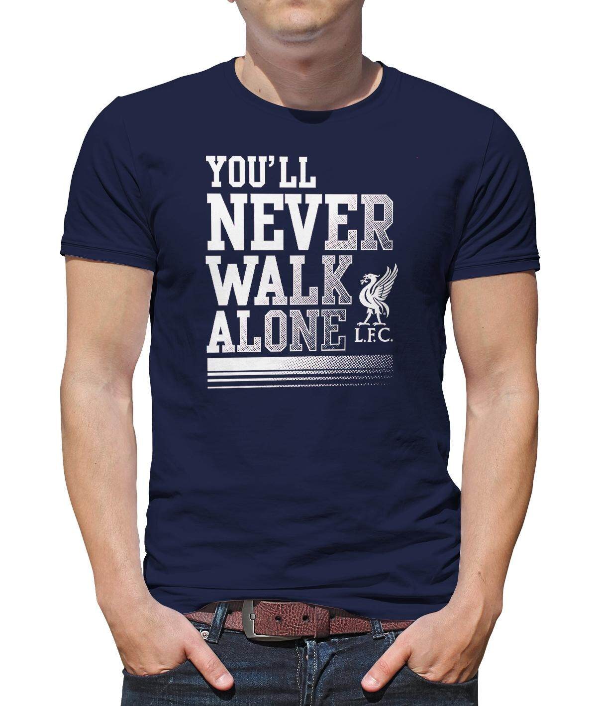 Men Trendy Clothing With Best Online Price In Malaysia Tendencies Tshirt Sun Of Beach Hitam S Liverpool Never Fan Alone T Shirt