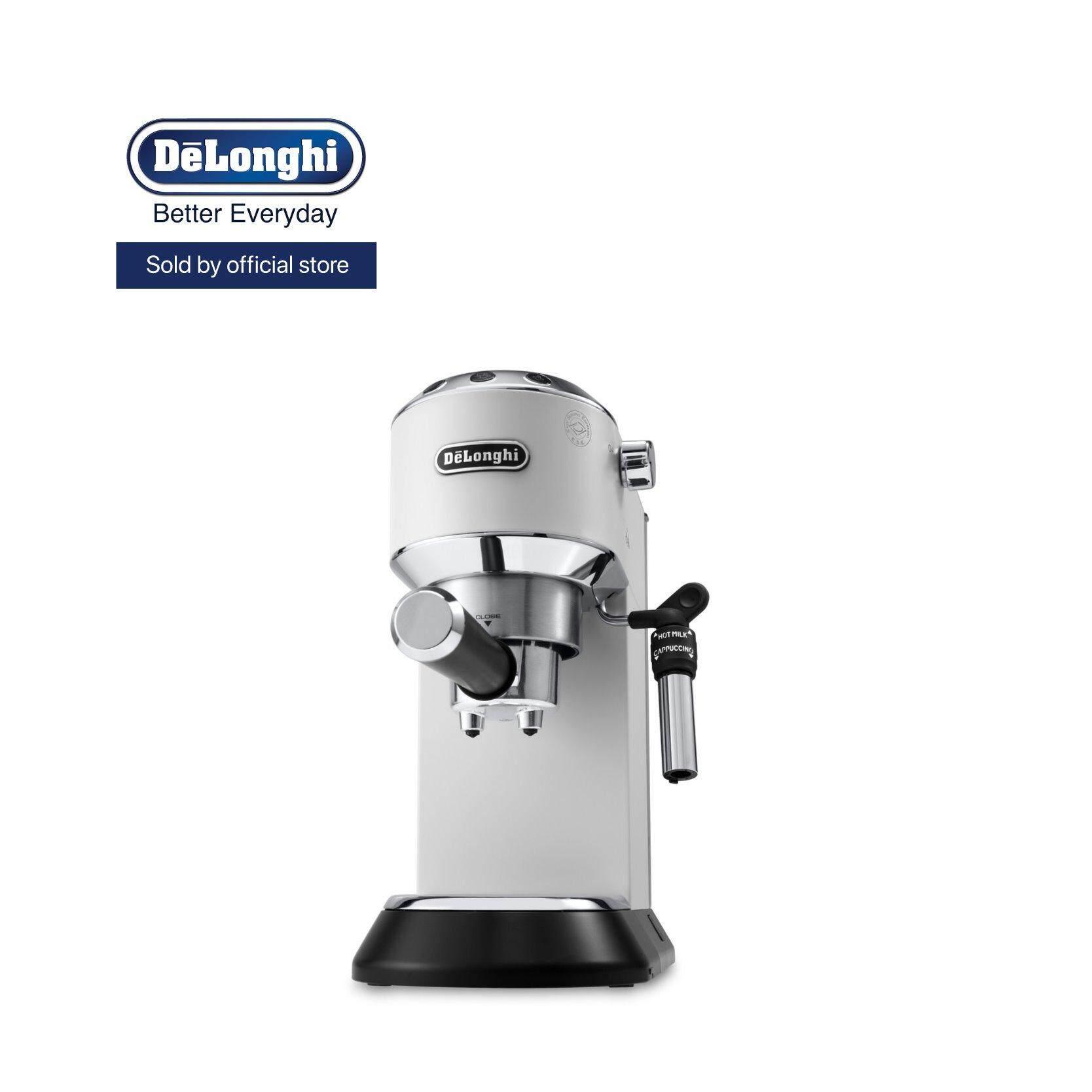 Delonghi Ec685 M Dedica Coffee Maker Mesin Kopi Espresso Silver Ec680 R Merah Dan W Pump