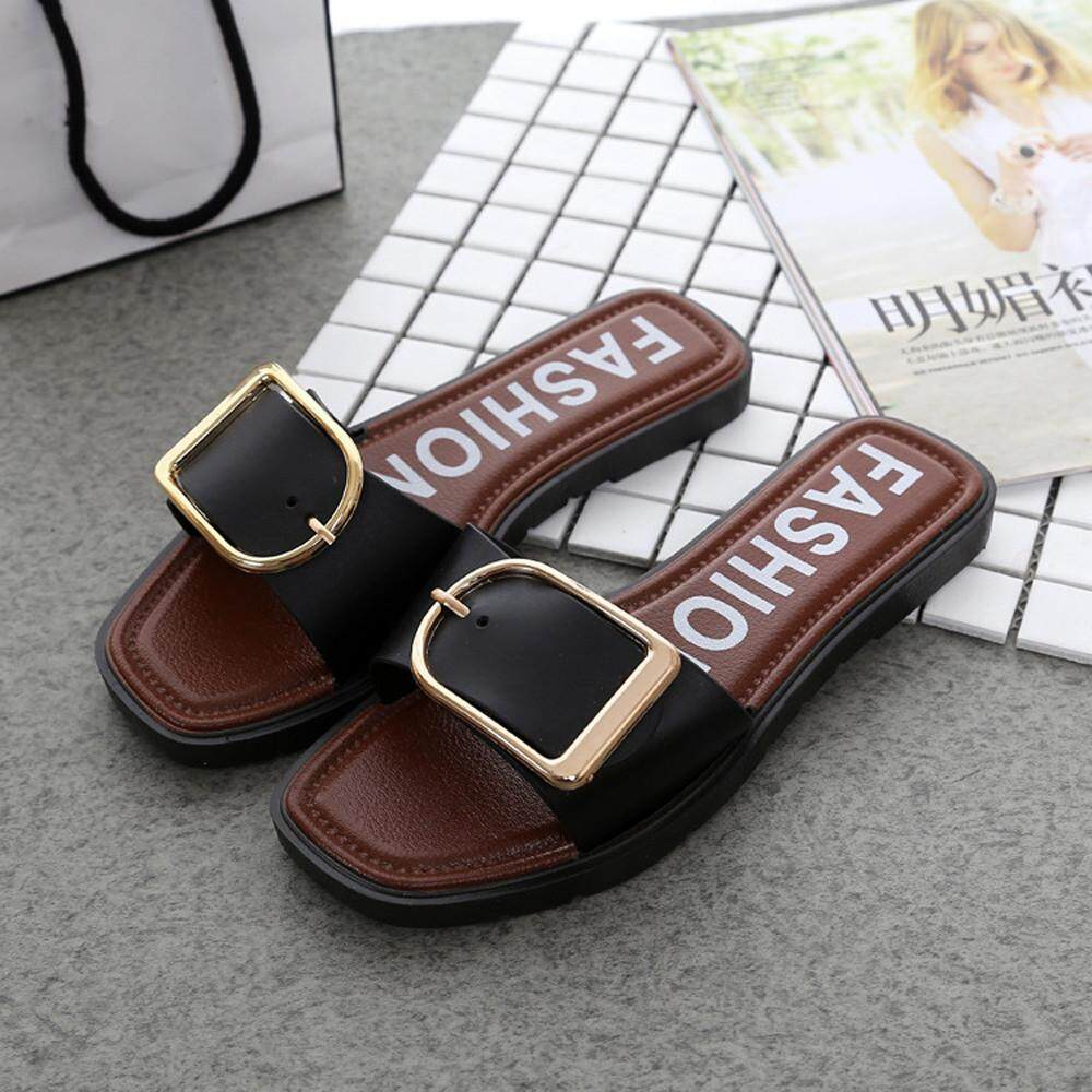 Buy Sandals For Women Online At Best Prices In Malaysia Flat Lady Jelly Shoes Sepatu Sendal Wanita Carolane Fashion Summer Heel Square Buckle Slipper Casual