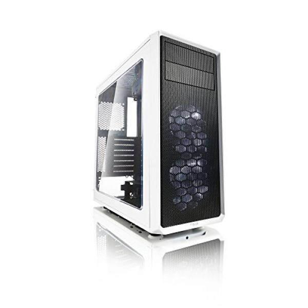 Fractal Design FD-CA-Focus-WT-W ATX Mid Tower Computer Case Malaysia