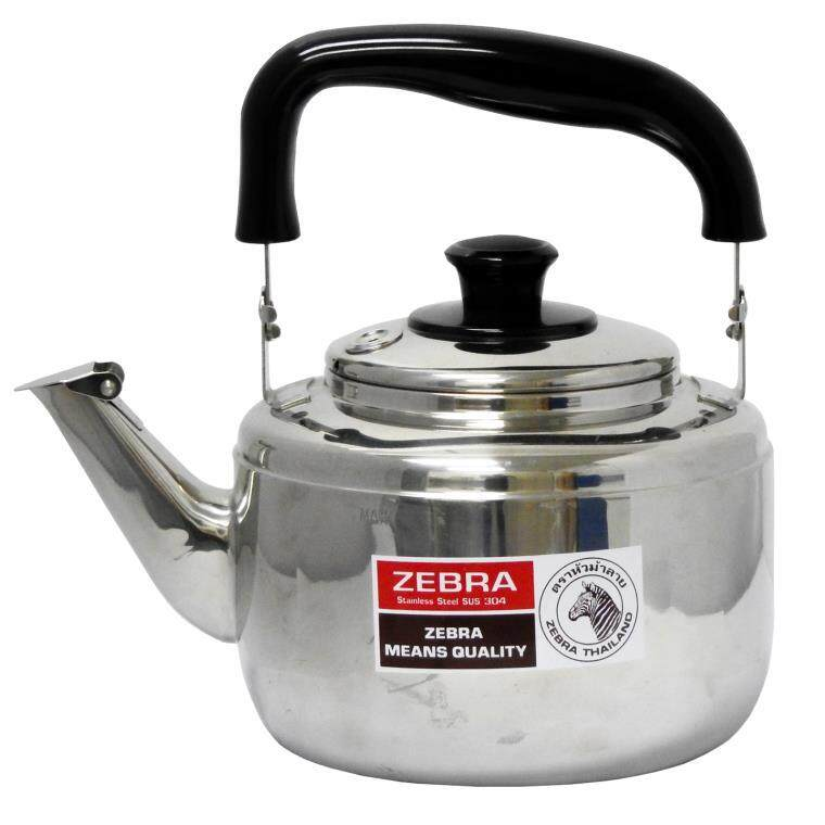 Zebra Century 3 Litre Whistling Kettle By Buylah Enterprise.