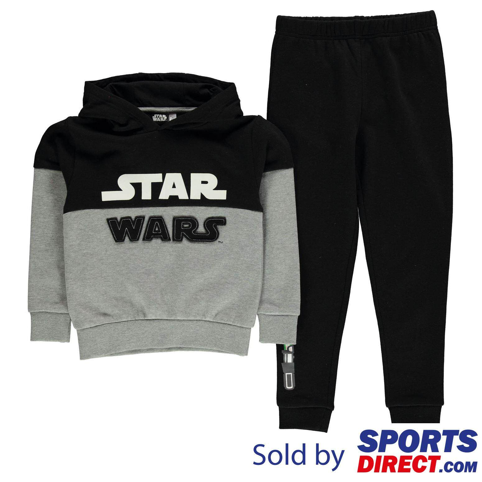 Character Kids Boys Jog Set Infants (star Wars) By Sports Direct Mst Sdn Bhd.