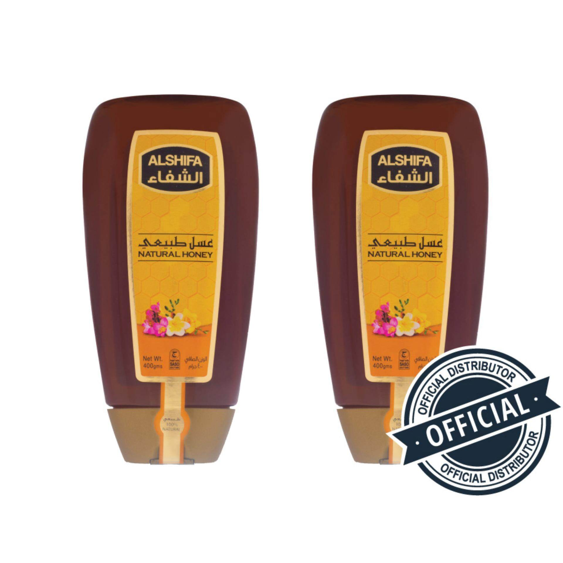 Al Shifa Honey Buy At Best Price In Malaysia Www Madu 500gr Arab Original Natural 400g Squeezable 2 Bottles Special Offer
