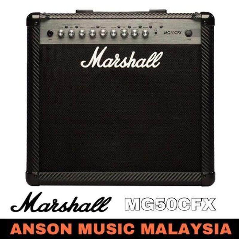 Marshall MG50CFX MG Series 50W 1x12 Guitar Combo Amplifier Malaysia