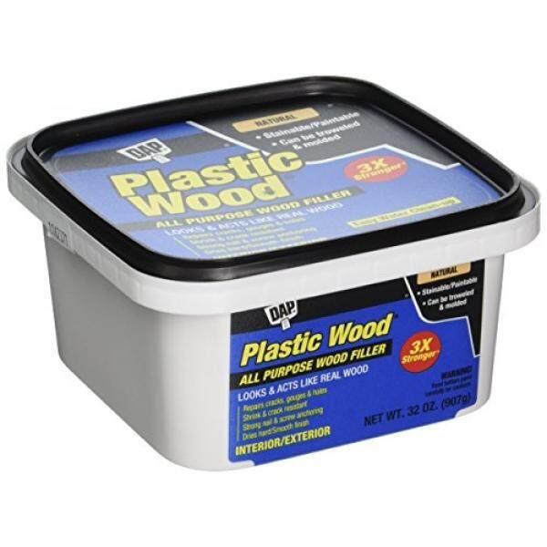 DAP 00525 Plastic Wood Filler