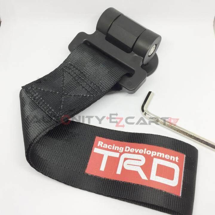 Trd Design Dummy Towing Belt (black) By Autonityez Cart.