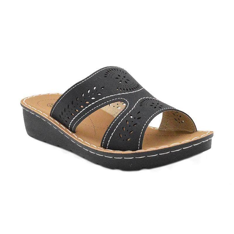 XES Ladies LCKL4302 Double Straps Sandal
