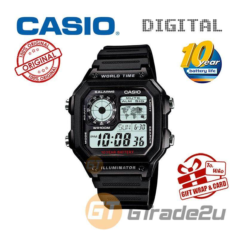 ec9b91d8525 Casio Men Sports Watches price in Malaysia - Best Casio Men Sports ...