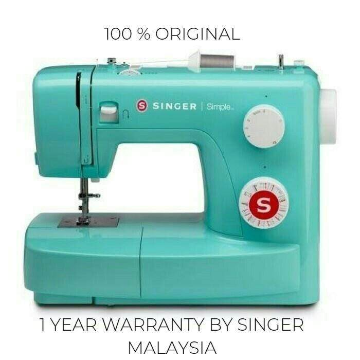 Singer SewingMachines Price In Malaysia Best Singer Sewing Magnificent Second Hand Sewing Machines Malaysia