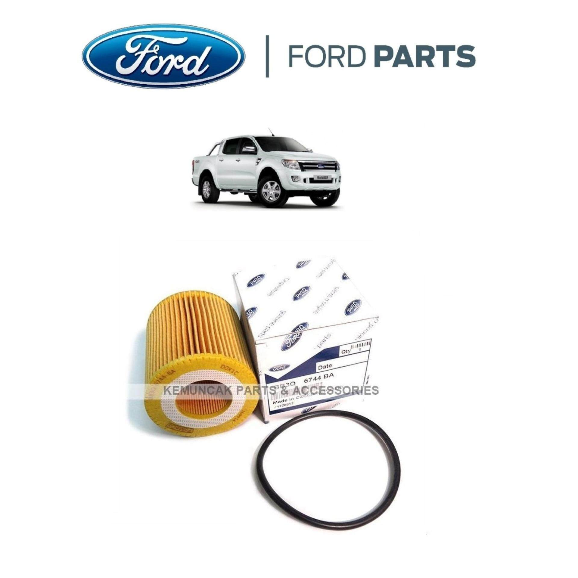 Ford Auto Parts Spares Price In Malaysia Best 2012 Fiesta Fuel Filter Genuine Ranger 22 32 T6 Tdci Engine Oil Bb3q6744ba