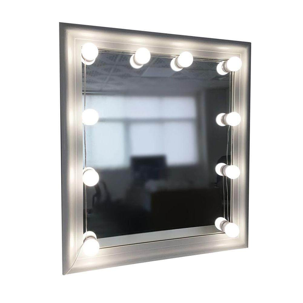 makeup mirror lighting. OrzBuy (ready Stock 10X) Hollywood Style Vanity Mirror Lights With 10 Dimmable LED Bulbs Makeup Lighting