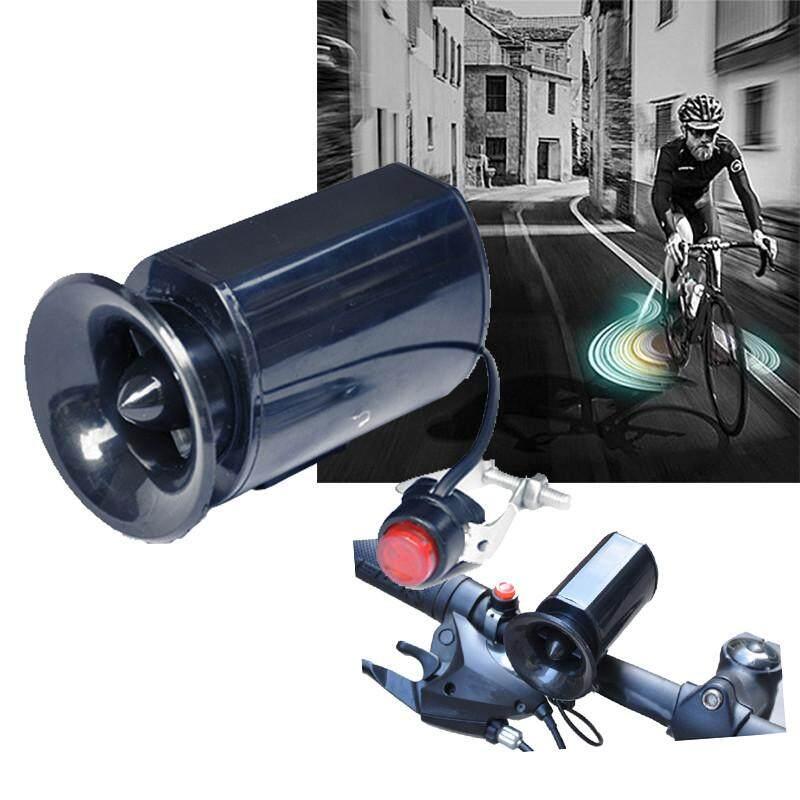 Bicycle Bike Ultra-Loud Bell 6 Sound Horn Alarm Siren Speaker Electronic By Dakeres.
