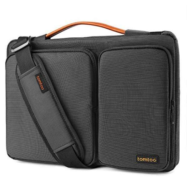 Tomtoc Original 13 - 13.5 Inch Laptop Shoulder Bag with CornerArmor Patent, 360° Protective Laptop Bag for 13 - 13.3 MacBook Air  MacBook Pro Retina  Surface Laptop, Support up to 12.8 x 9.14 In Malaysia