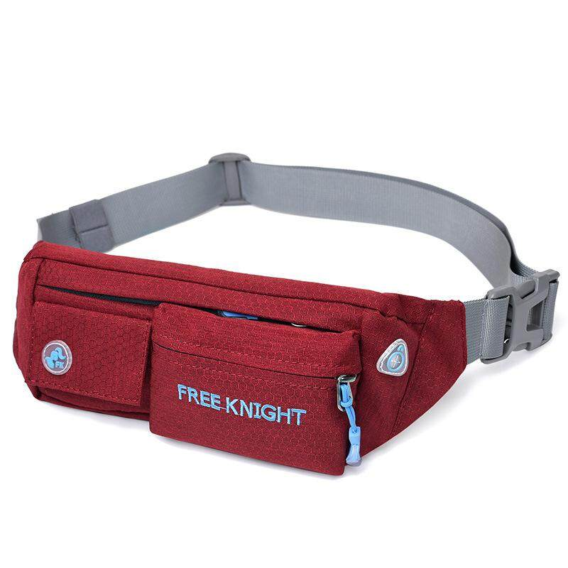 Free Knight Sports Pockets Mens And Womens Waterproof Strap Chest Bag Backpack Belt Hiking Riding Mountain Running By Bsex.