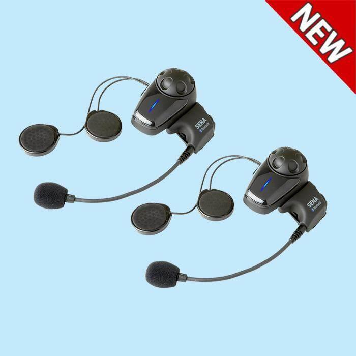 386ee3b8e8d Sena SMH10D-10 Motorcycle Bluetooth Headset / Intercom (Dual)