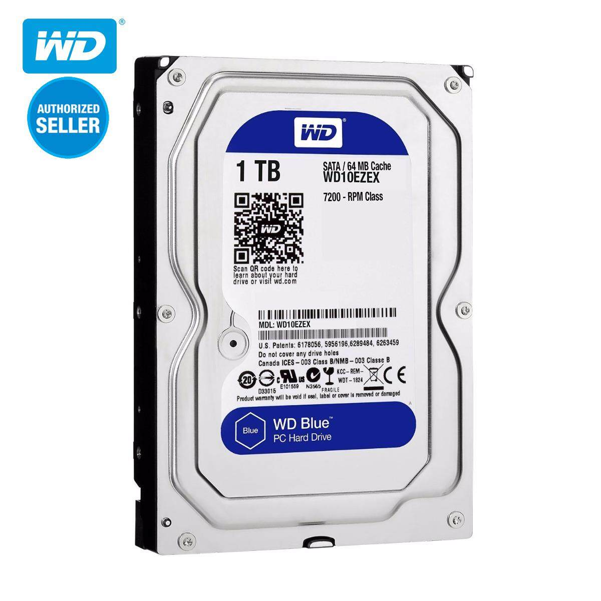Internal Hard Drives With Best Online Price Malaysia 35 Harddisk Casing Sata Wd Caviar Blue 1tb Disk 7200rpm 64mb 6