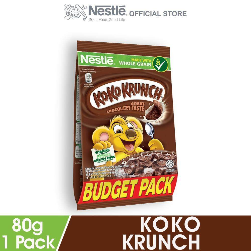 Great Cold Breakfast Cereals For The Best Prices In Malaysia Froot Loops 300g Free Foot Ball Bowl P Nestle Koko Krunch Cereal 80g