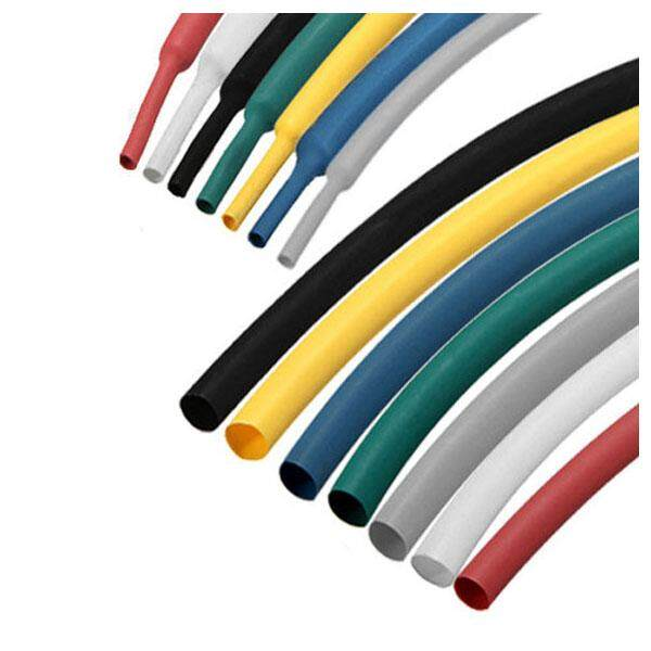 1.5MM 2:1 Polyolefin Heat Shrink Tubing Tube Sleev Sleeving Wrap