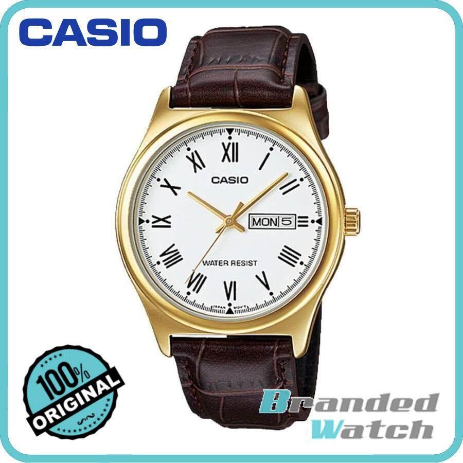 Casio Men Watches Price In Malaysia Best Lazada Ltp 1378l 2e Women Quartz Watch Blue Mtp V006gl 7budf Mens Date Display Leather