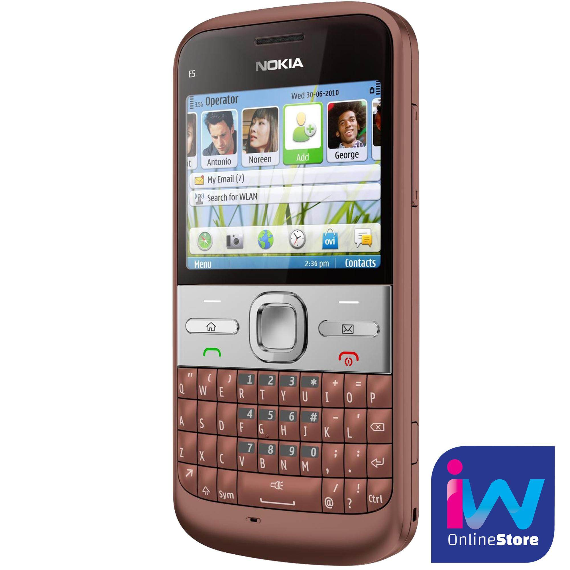 Nokia Mobile Phones At Best Price In Malaysia Lazada 9300 Service Manual Refurbished E5