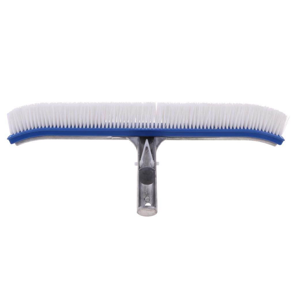 Magideal Pool Cleaning Brush Broom Swimming Pool Spa Heavy Duty D 18 Inch Aluminum By Magideal.