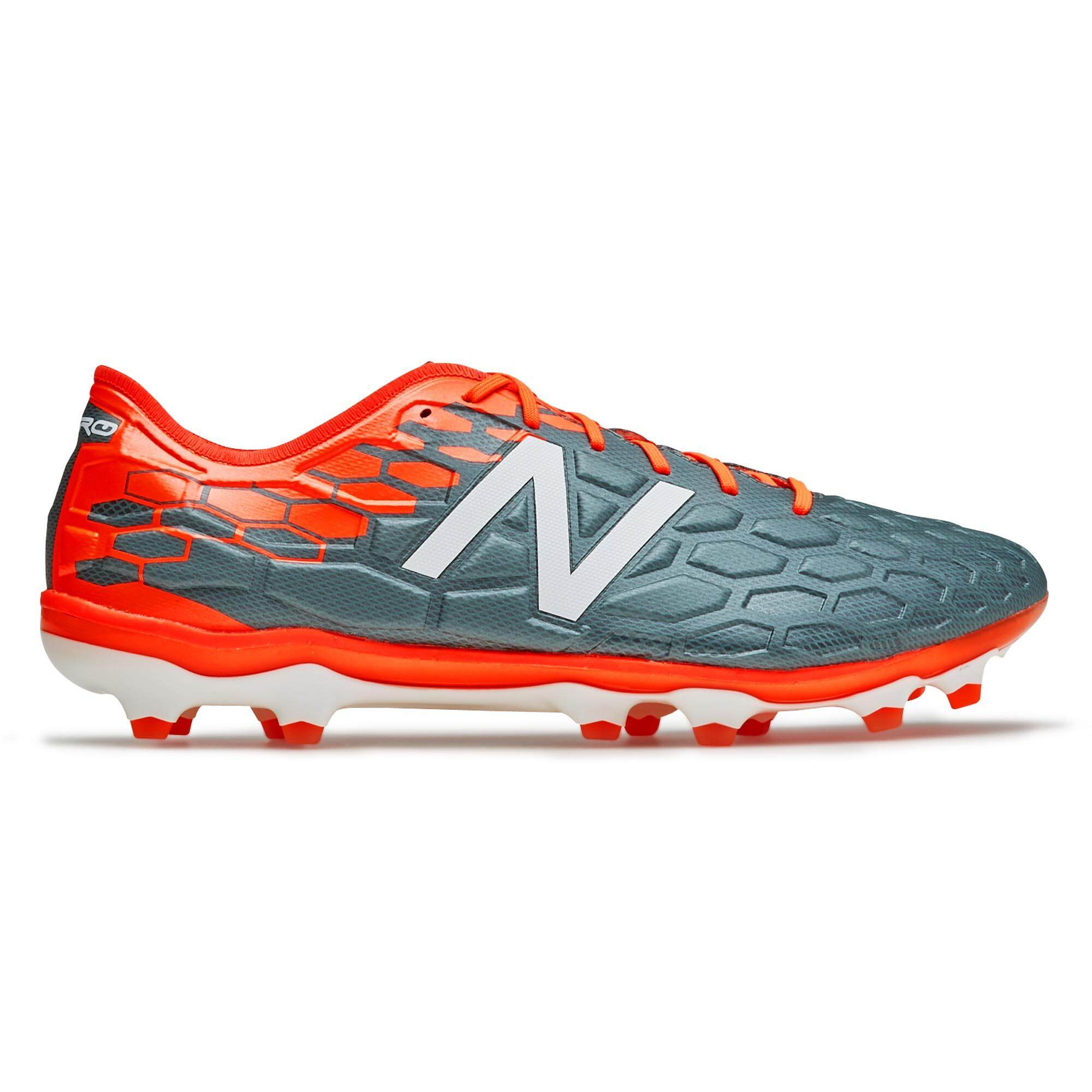 best sneakers d8538 abbb4 New Balance Men s Visaro 2.0 Pro FG - Typhoon Orange