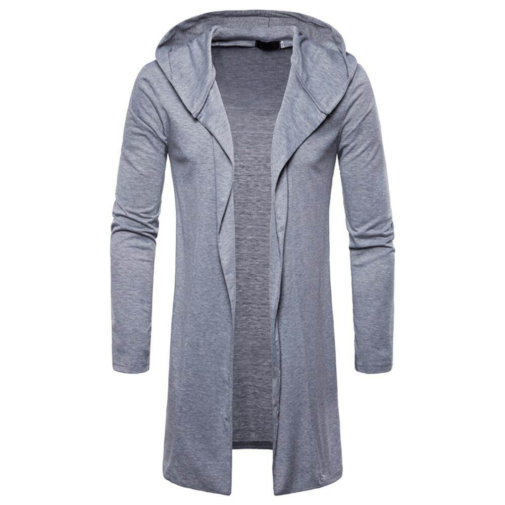 pubg hooded trench coat