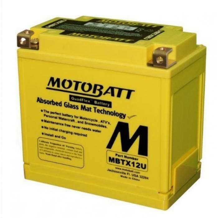 Motobatt Mbtx12u By Pj Wah Accesories.