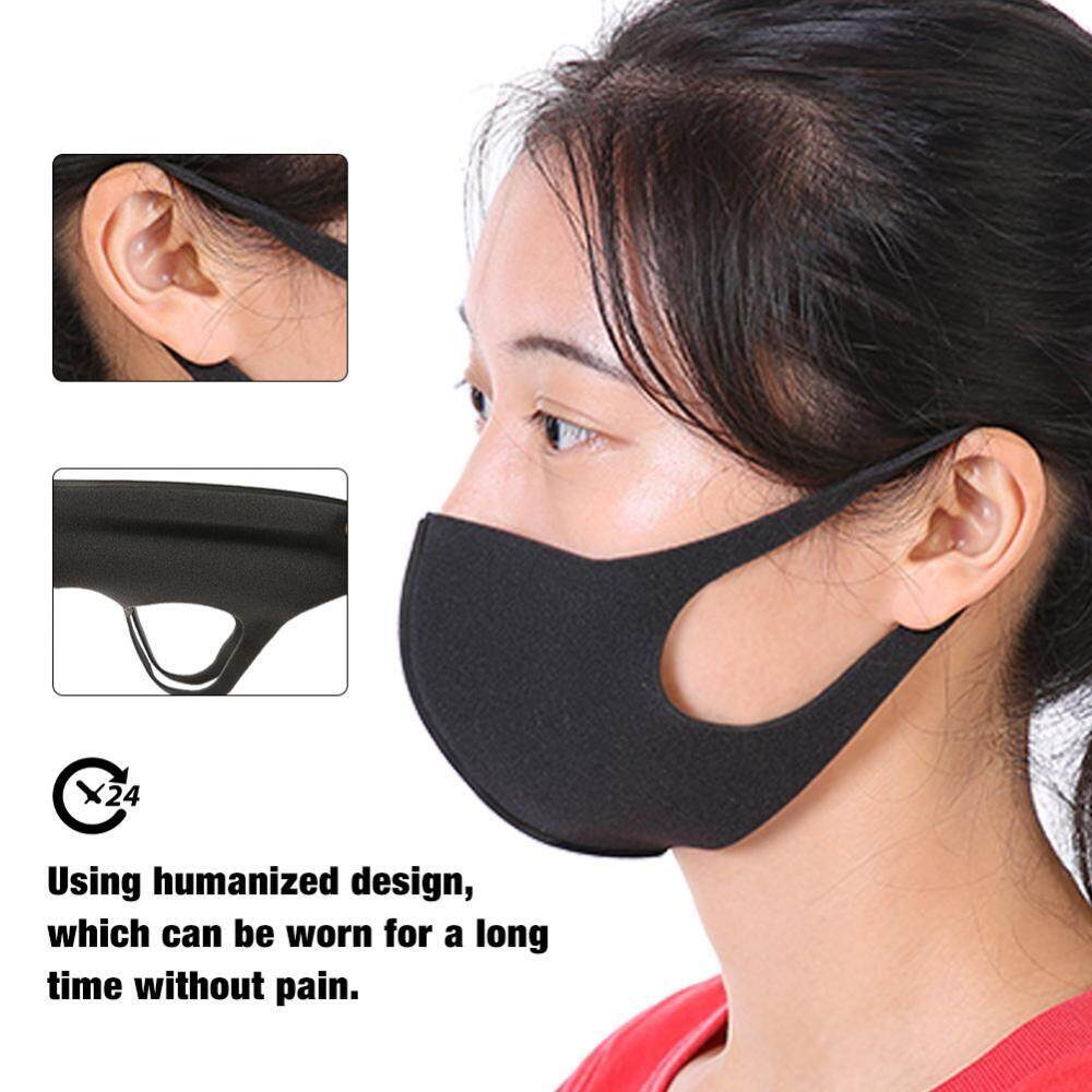 10PCS Dustproof Sponge Washable Reusable Tattoo Mouth Face Mask Tattooing Accesories