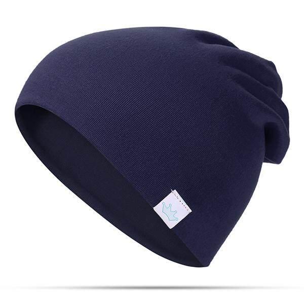 Kids Baby Solid Winter Cotton Bonnet Hat Boys Girls Soft Warm Beanie  Skullies Hat 320b9db6f9b5