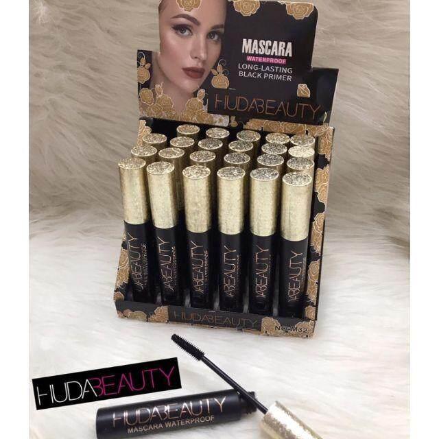 [ready Stok Malaysia] Hoda Beauty Mascara Waterproof Maskara By Maksu Beauty.