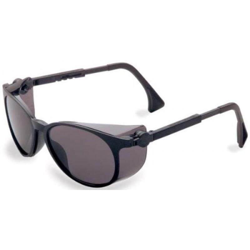 Uvex Uvex S4001C Flashback Safety Eyewear, Black Frame, Gray UV Extreme Anti-Fog Lens