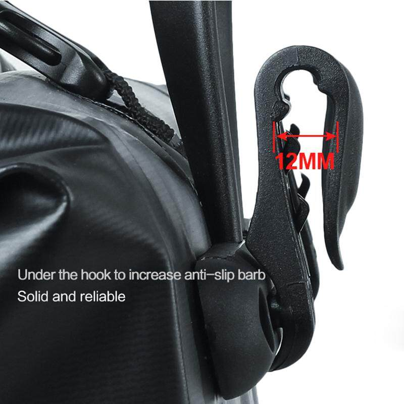 Rhinowalk 25l Cycling Bike Bags Mtb Bike Rear Rack Bag Full Waterproof Multifunction Road Bicycle Pannier Rear Seat Trunk Bag Black Color By Jonesmayer.