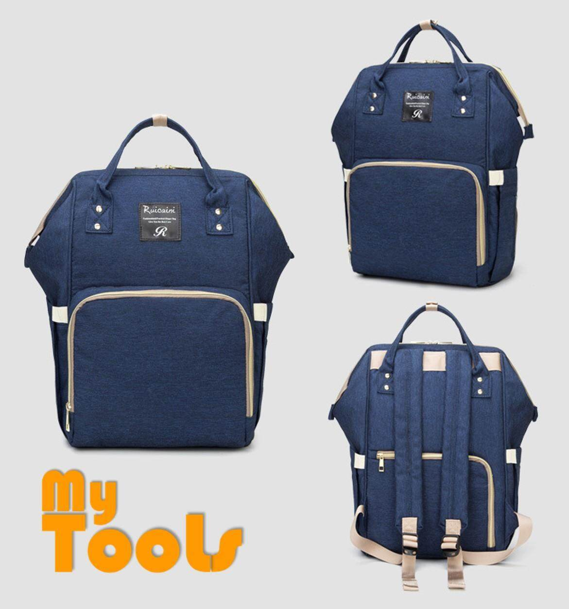 Diaper Bags For The Best Price In Malaysia Tas Wanita Hand Bag Sc2337 Mytools Fashion Mummy Maternity Nappy Large Capacity Baby Mother Travel Backpack Nursing