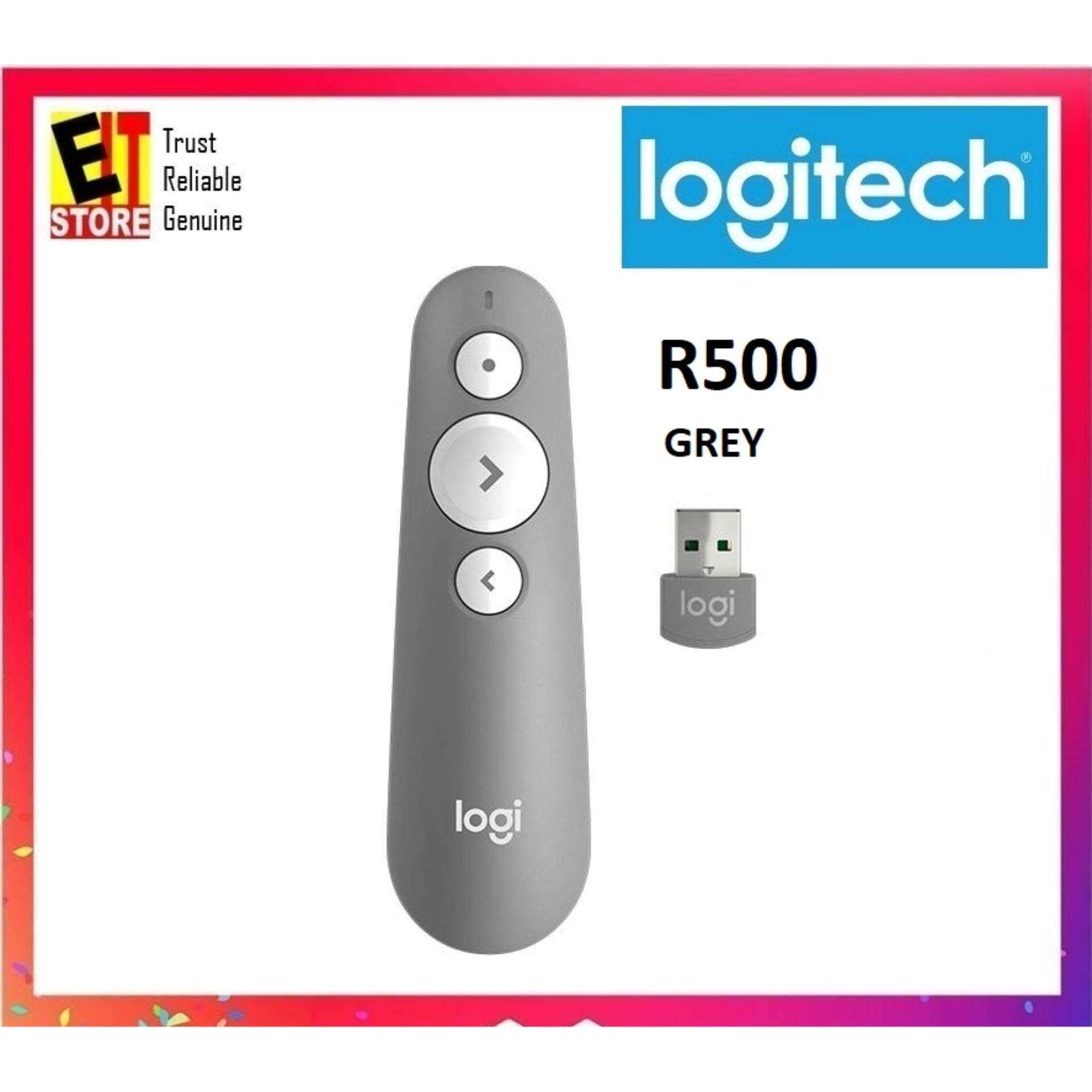 Laser Pointers For The Best Price In Malaysia 303 Atau Hijau Green Logitech R500 Presentation Remote