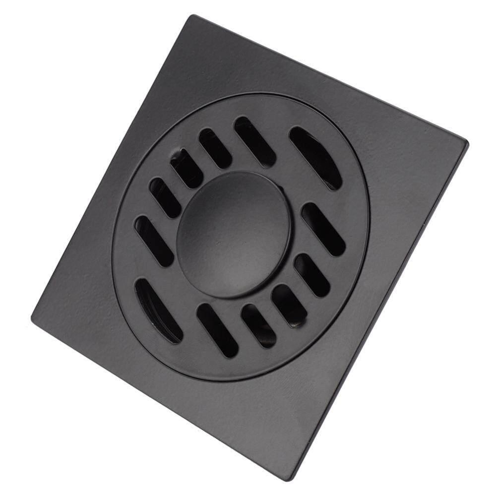 Double Stainless Steel Thickened Heavy Duty Home Bathroom Shower Deodorizing Floor Drain (Washing Machine Floor Drain)