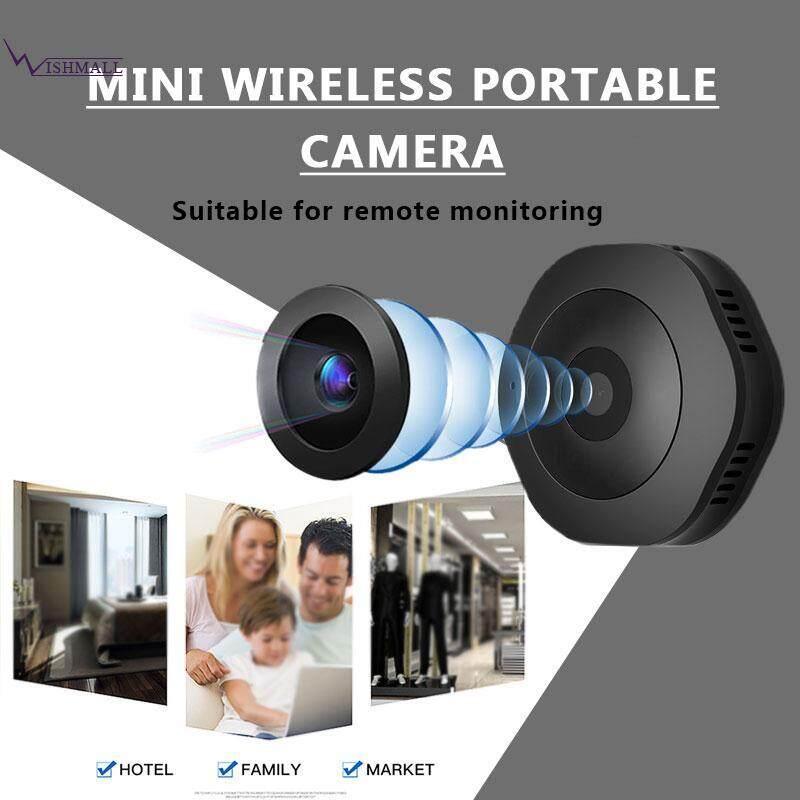 Wishmall Mini Dv Mini Camera Micro Camera Wireless Hd Useful Flexible Camcorder By Wishmall.