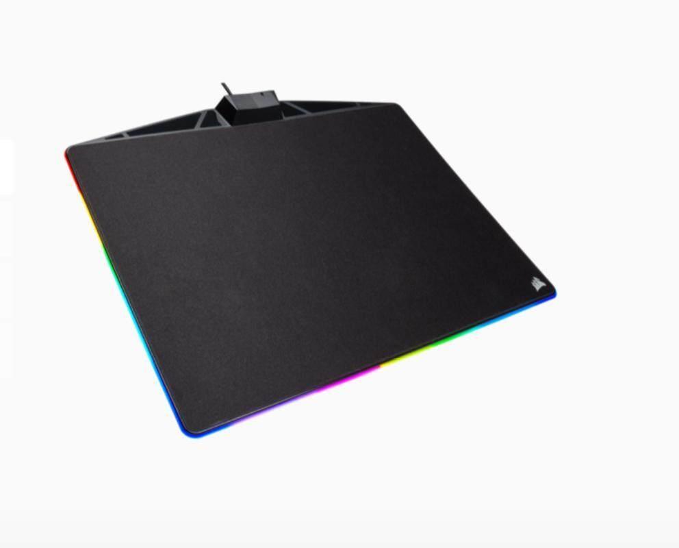 CORSAIR MM800C RGB POLARIS BACKLIT MOUSE PAD (CLOTH EDITION) (350mm x 260mm x 5mm) CH-9440021-AP Malaysia