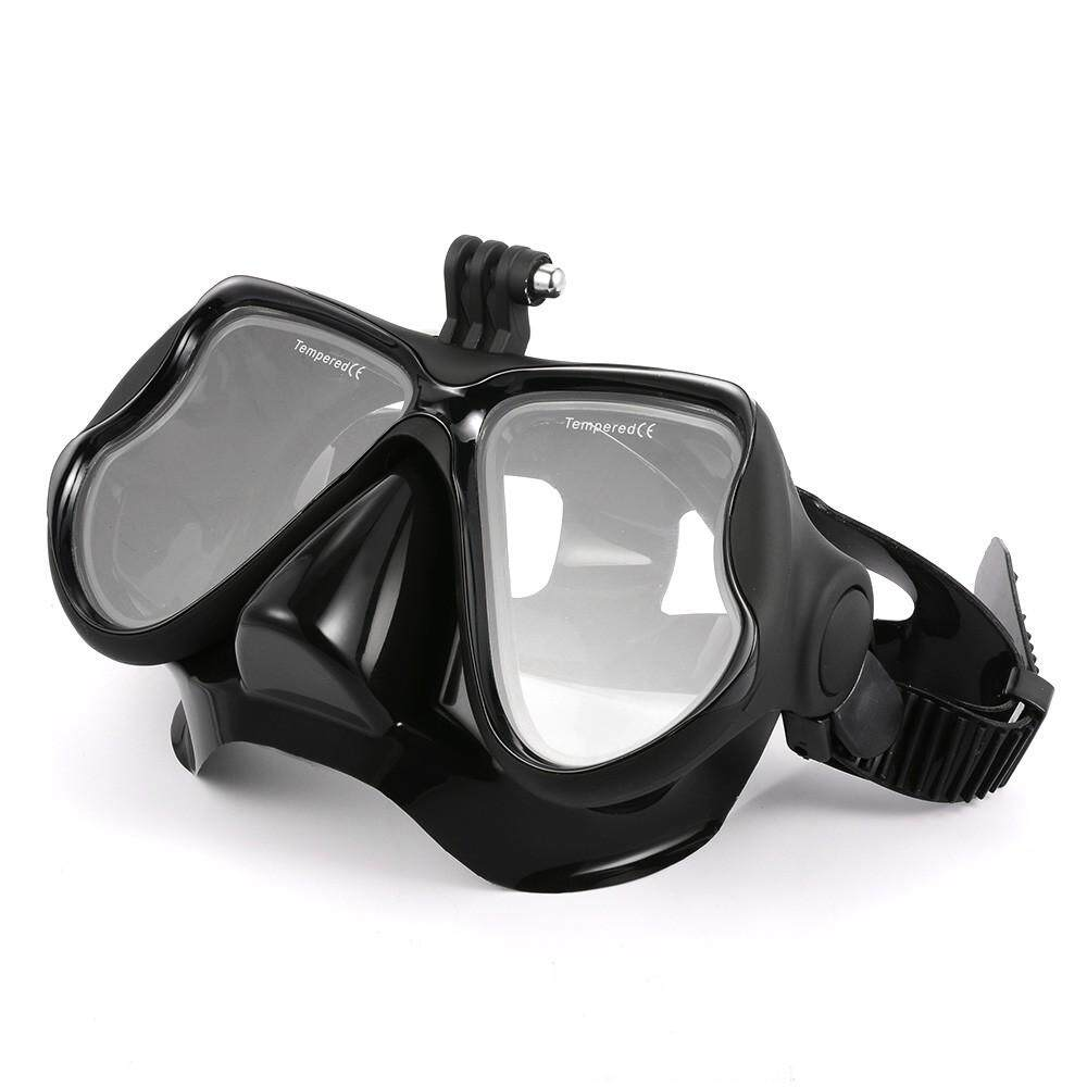 Diving Goggles Glass With Detachable Screw Mount For Gopro Universal Sports Action Camera Diving Mask Scuba Snorkel Swimming Goggles For Sports Camera By My Elite Home.