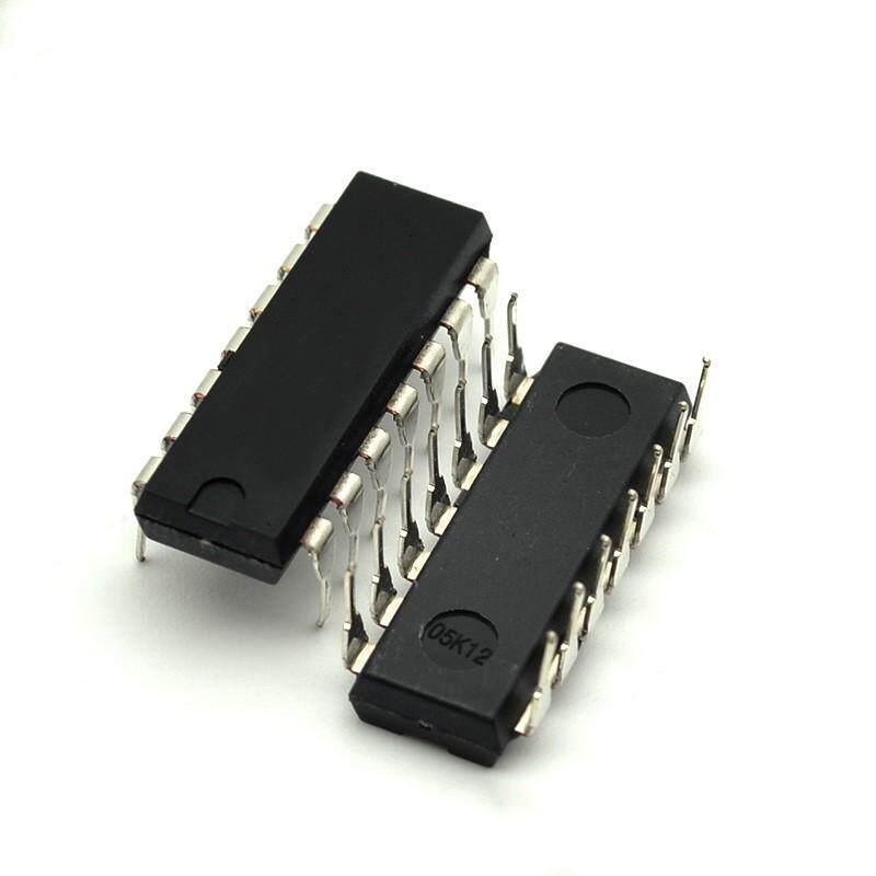 50PCS/LOT TL074CN DIP14 TL074 DIP IC