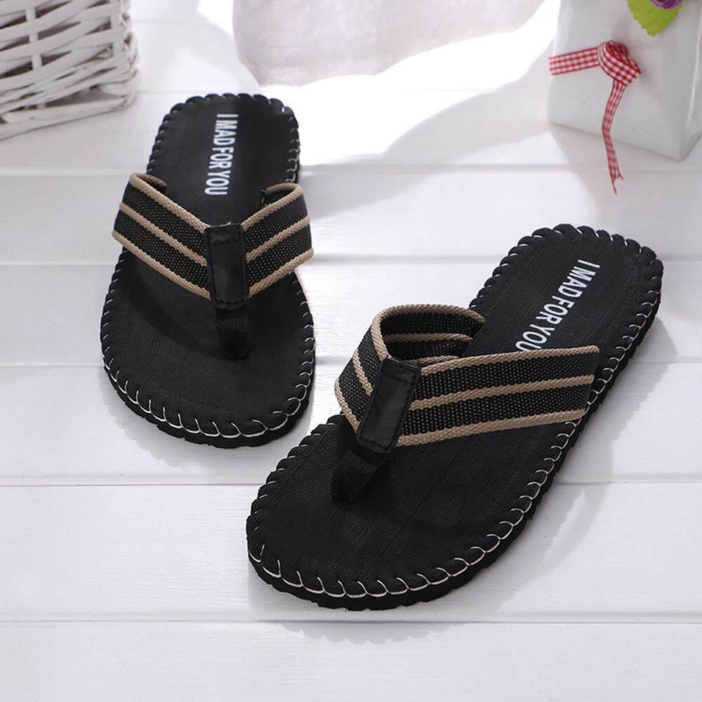 6a8ac56bdee3 Inesshop Men Summer Shoes Sandals Male Slipper Indoor Or Outdoor Flip Flops